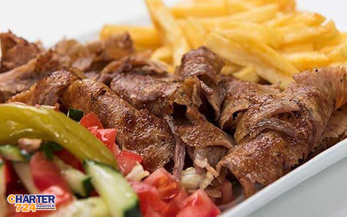 Doner-kebab