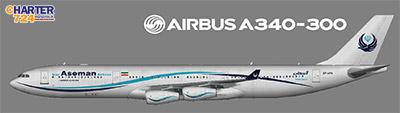 airbus 340-300