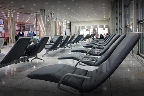 سالن فرودگاه امام خمینی