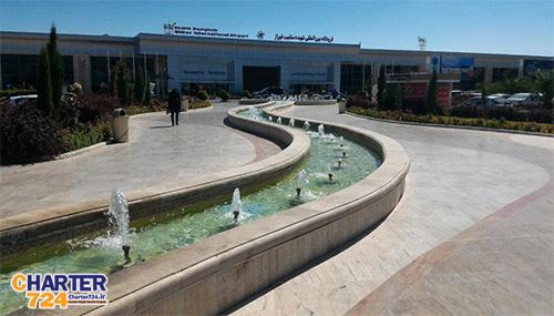 فرودگاه بینن المللی شهید دستغیب شیراز